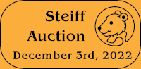 Upcoming Steiff Auction